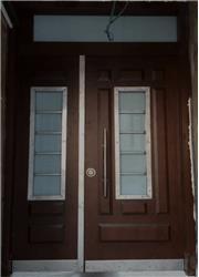 Bina giriş kapıları  F - 01