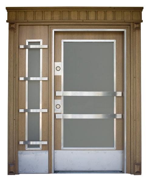 bina giriş dış kapılar apartman dış kapısı çelik kapı